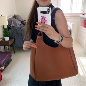 Brand New 🌟 Neiman Marcus 🌟 Leather Shoulder Bag